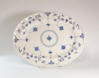 Churchill Finlandia Swirl Oval Platter