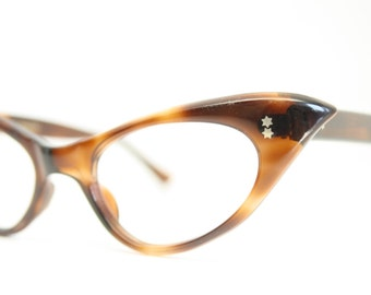 Tortoise cat eye eyeglasses  vintage cat eye glasses frames Cateye frames