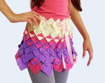 Project Runway - Modular skirt