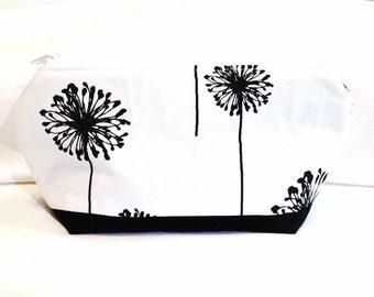 NEW Dandelion Cosmetic Bag