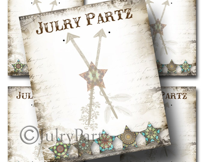 COUNTRY STAR ,Earring Cards,Jewelry cards,Earring Display,Earring Holder,Business Card, Custom Earring Card, Jewelry Tag