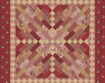 Rue Indienne Quilt Pattern from French General