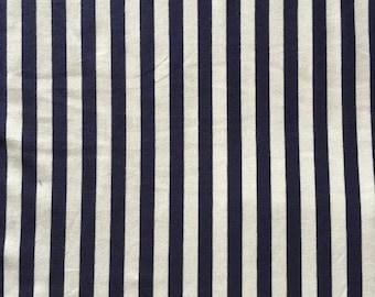 Navy Stripe jersey