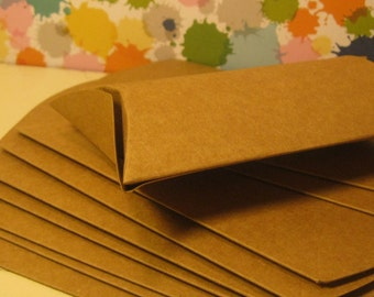 Fraft Colored  Pillow Boxes for Packaging Shipping and Gift Giving