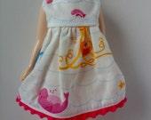 Sleepy Sea - A Dress For Blythe