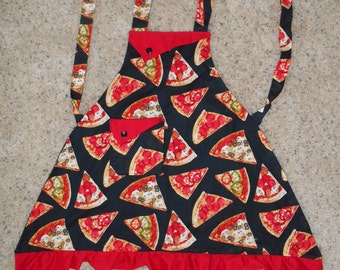 Pizza Girl's Apron