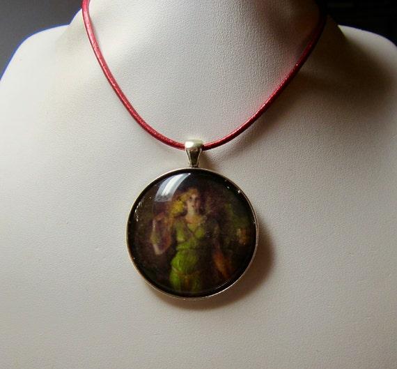 lilith pendant necklace