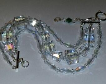 Square Chandelier Bracelet small