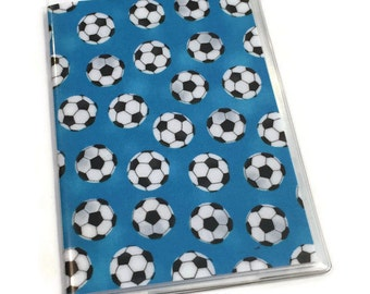 Passport Cover Soccer Balls