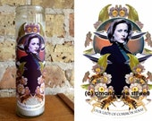 "DANA SCULLY Altar Candle: ""Our Lady of Common Sense"""
