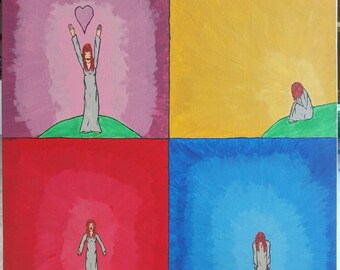 Emotion Painting of Your Choice