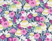 Wild Blossoms in Orchid pc6679 - VERANDA - Michael Miller Fabrics -1 Yard
