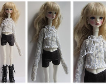 SALE - Doll-Chateau KID: Sweater with X-Long Sleeves