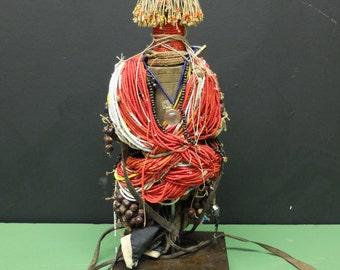 Vintage Camaroon Fertility Doll