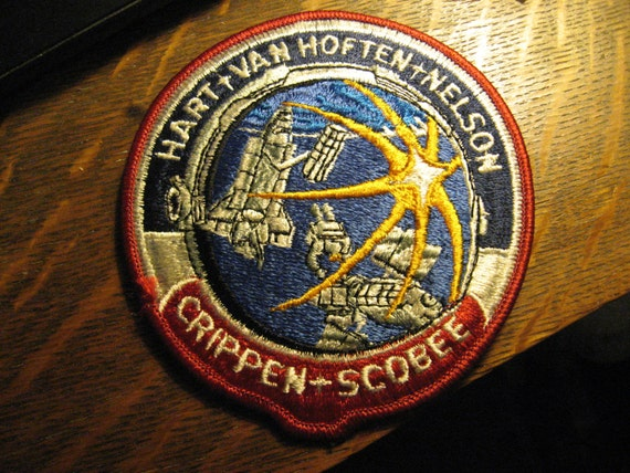 mission space patch 1984 - photo #9