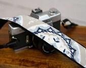 Camera Strap - READY TO SHIP - dslr slr Camera Strap - Photographer Gift - Amelia