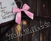SALE  Brides Hanger/ SALE SALE -Personalized Hanger, Custom Bridal Hangers, Wedding hangers with names,Custom made hangers