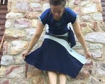 Wavelength Swim Skirt Modest Swim Skirt Snow Skirt-Sporty Version