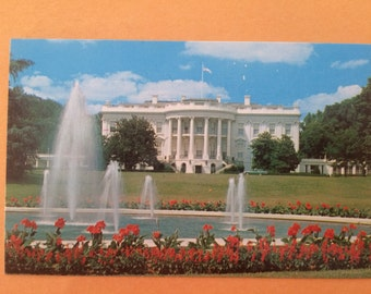 12 Vintage Postcards of Washington DC - EXCELLENT Shape