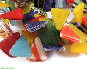 Trade Beads Wedding Triangles Africa 94415