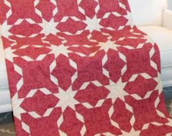 Star Crossed Quilt Pattern by Jocelyn Ueng for It's Sew Emma