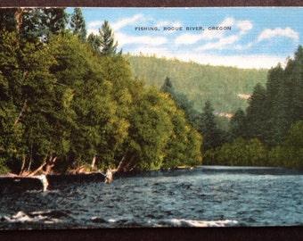 Fishing Rogue River Oregon