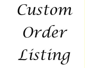 Custom Order for N