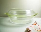 Mary Dunbar Heat Flow Ovenware Oval Casserole - Vintage Baking Dish