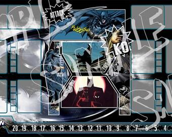 Batman Dice Masters Play Mat