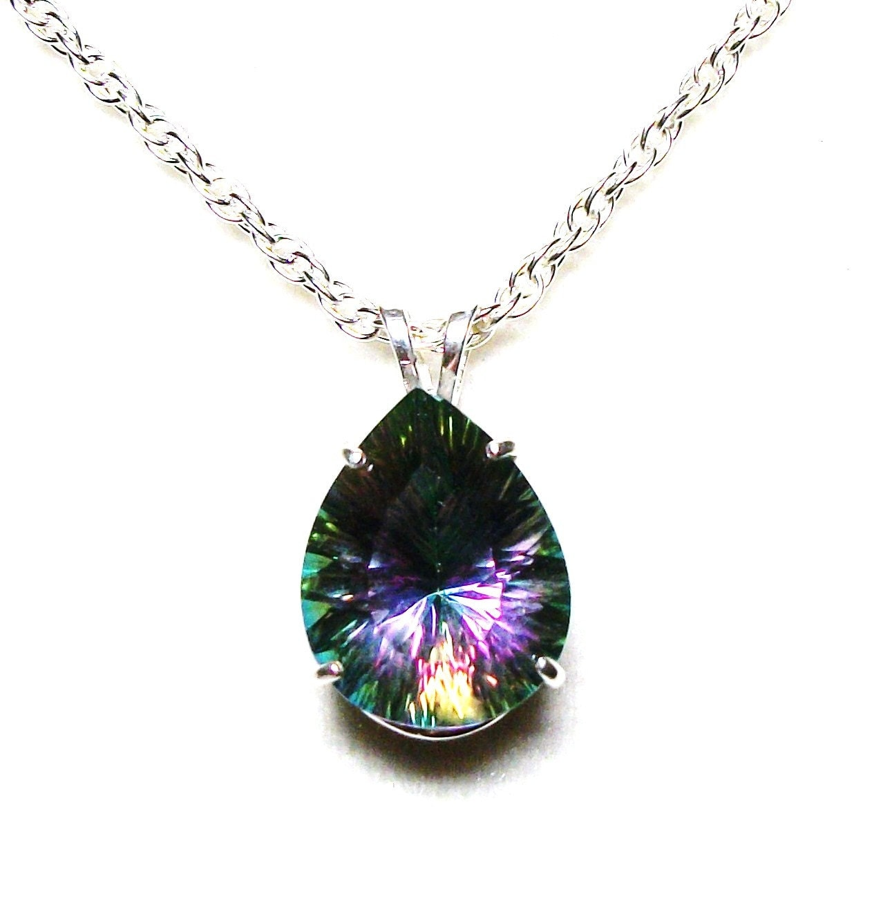 Mystic Topaz Mystic Topaz Pendant Rainbow By Michaelangelas. Tourmaline Earrings. Sterling Silver Bangle Bracelets For Small Wrists. Serpent Bracelet. Fancy Beads For Jewelry Making. Memory Necklace. Inset Diamond Engagement Rings. Engagment Rings. Customised Pendant