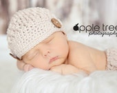Crochet Pattern for Ripley Beanie or Newsboy Hat - 6 sizes, baby to large adult - Welcome to sell finished items
