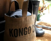 Tote Bag Shopping Bag Hessian Coffee Sack