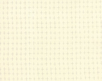 Sweet Life Plus in Fresh Linen Grey, Pat Sloan, 100% Cotton, Moda Fabrics, 43056 12