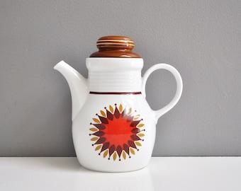 Vintage Winterling Ceramic Coffee Pot