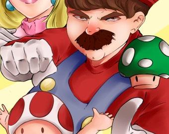 Mario one UP