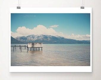 lake tahoe photograph mountains photograph california photograph lake tahoe print california print wanderlust art