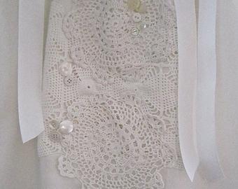 White Pillowcase Dress