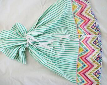 Easter, Springtime Gift Bag