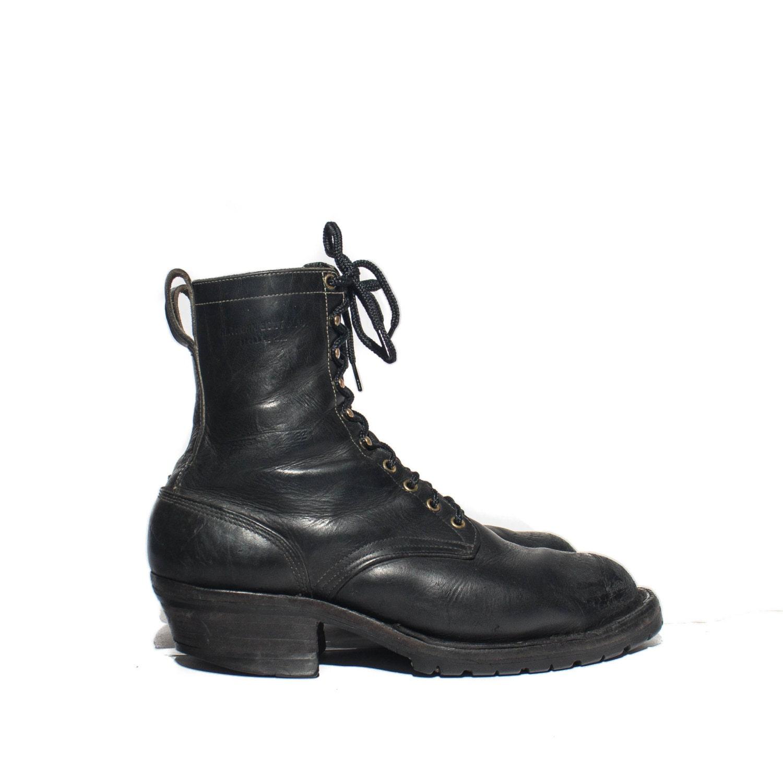 11 1 2 d whites hathorn spokane boots modified lace up