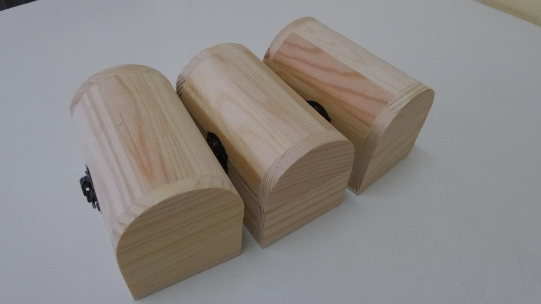 Inachev mini coffre de bois bois bo te de peinture bois - Coffre en bois a peindre ...
