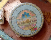 Vintage Page and Shaw Candy Tin