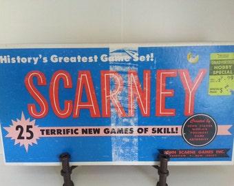 1968 Scarney - John Scarne games INC