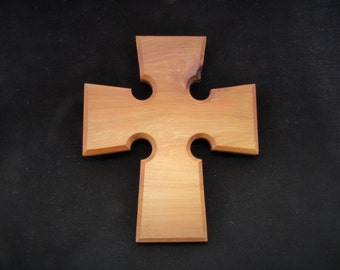Celtic Wall Cross - Aromatic Cedar