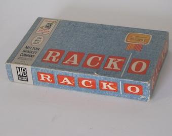Vintage 1961 RACKO Game