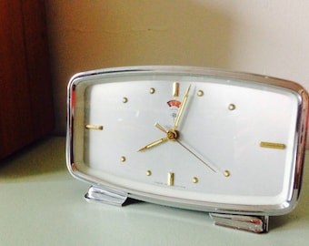 Polaris vintage clock