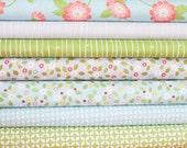 Wallflowers from Windham Fabrics Bundle -  Half Yard Bundle - 7 Half Yard pieces (B326)