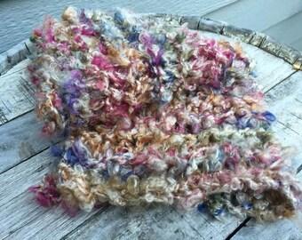 bump blanket,mini blanket,knitted basket filler
