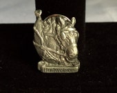 Vintage Budweiser Clydesdale's  Collector's Pin -RESERVED SHANNON