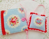 Cottage Chic Floral Sewing Kit