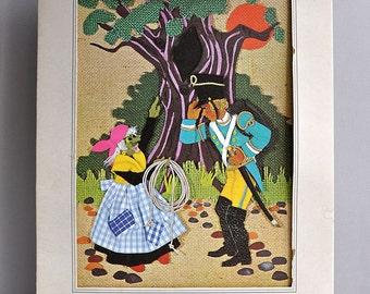 SALE 50% OFF! Danish Hans Christian Andersen Fairytale Illustration Plates for Framing